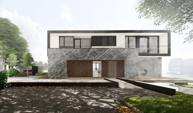 Luxe vila BIM project
